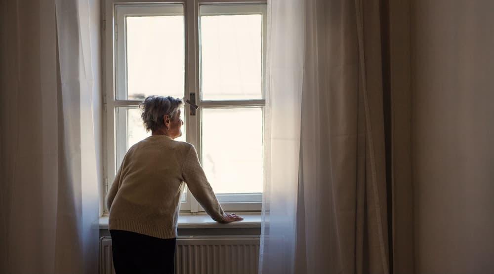 Acompanyament a persones que pateixen soledat